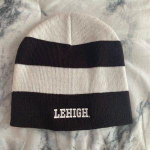 Lehigh Striped Beanie